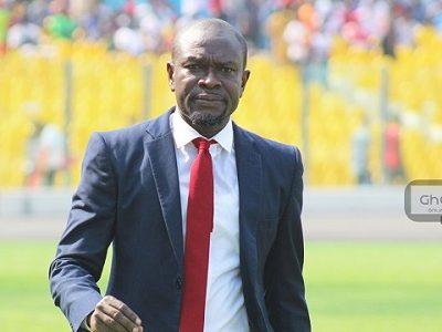 C.K Akunnor to serve as interim coach of Black Stars