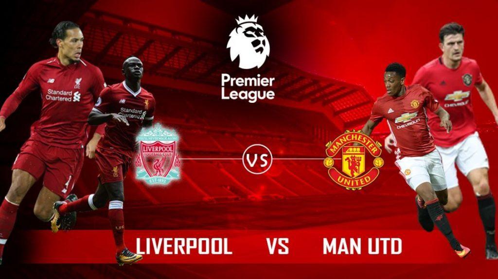 Liverpool 2-0 Man Utd  Highlights