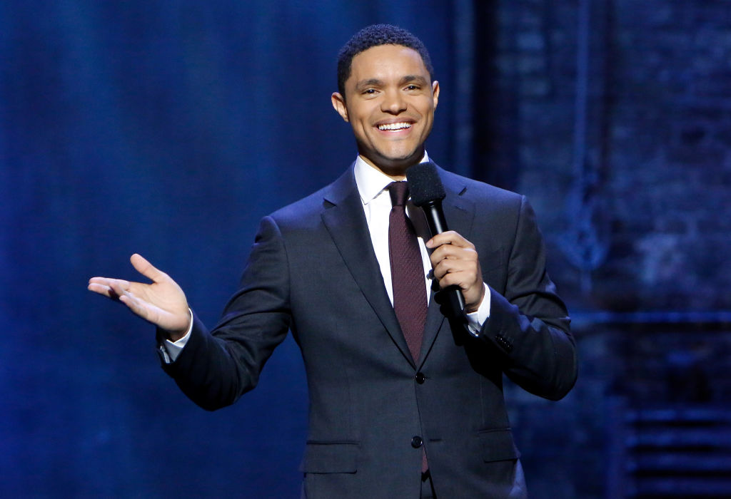 Trevor Noah to play against Bill Gates in doubles tennis