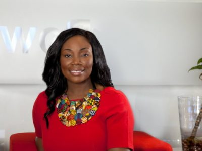 Ms Angela Mensah-Poku