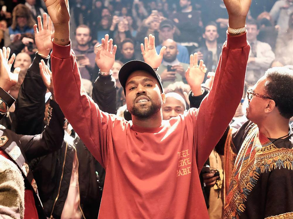 We Signed Contracts Never To Mention The Name Of Jesus' –Kanye West