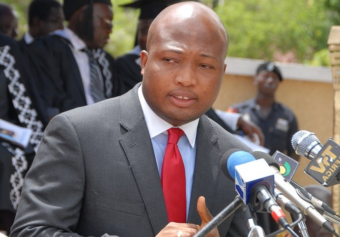 Ablakwa Caught In GETFund Scandal
