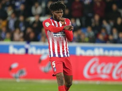 Partey confident of victory over Liverpool