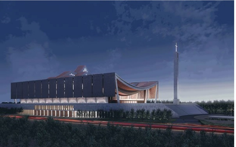 Construction of Ghana's Nat'l Cathedral starts tomorrow