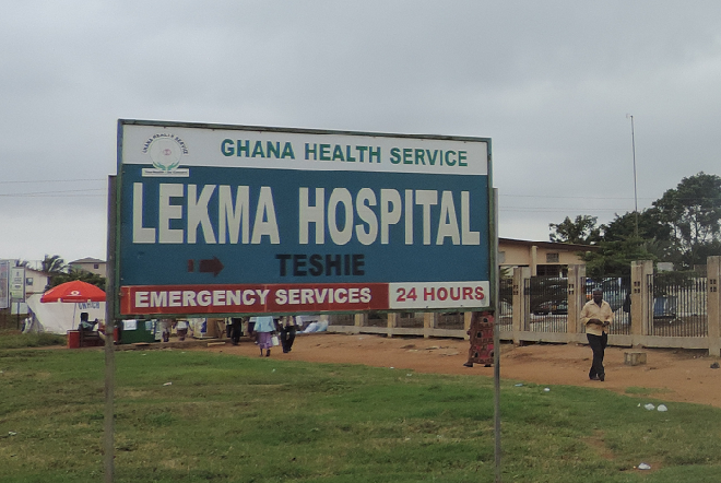 Residents around LEKMA hospital in fear after doctor tests positive for COVID-19
