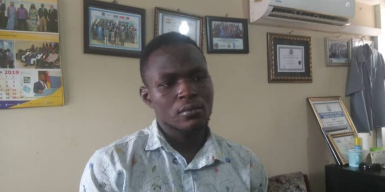 Man suspected of robberies, raping 11 women arrested in Bono Region