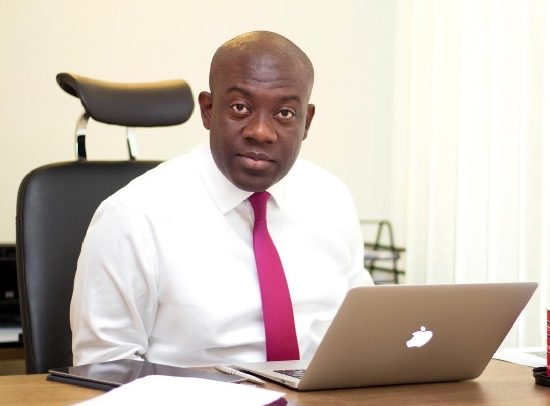 Oppong Nkrumah Is 2020 Young Global Leader