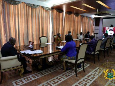 VIDEO: Prez Explains Ghana's Approach To COVID-19 With ECOWAS