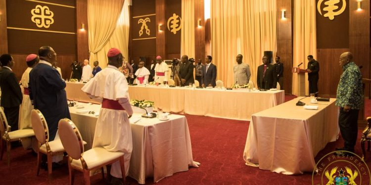 COVID-19: Christian leaders declare 3-day prayer and fasting