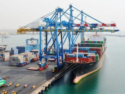 Gov't suspends all charges on Cargoes at ports