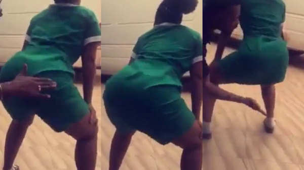 Nursing and Midwifery Council hunts for twerking Nurse in viral video