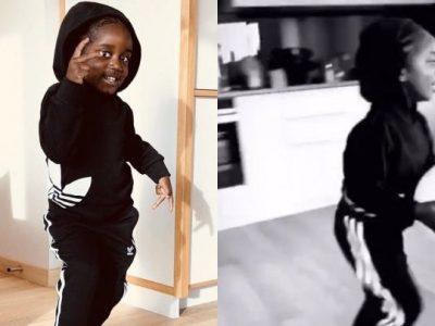 Kofi Mole, Krymi And Fans React To Titi's Freestyle