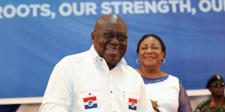 NPP to acclaim Akufo-Addo as presidential candidate on June 27