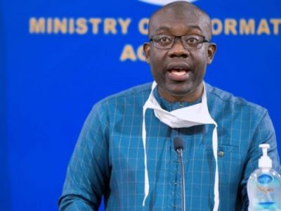 Why schools cannot be closed yet – Oppong Nkrumah explains