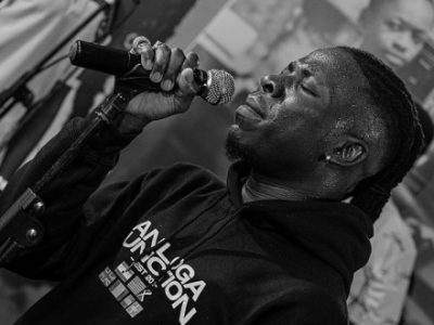 Stonebwoy Performs Humanity Against RACISM – Let's Stand Together And Fight Injustice