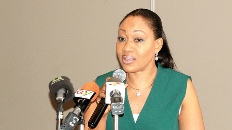 Election 2020: 'Ghana won't become like Cote d'Ivoire' – Jean Mensa assures