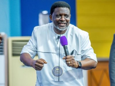 Discharge your duties or we vote you out - Agyinasare to politicians