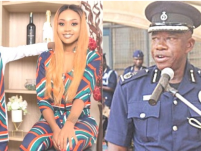 Akuapem Poloo not answering our calls after failing to report herself – CID