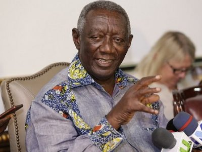 'It was so humiliating' – Kufuor recounts prison experience