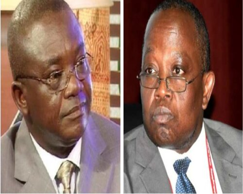 The Auditor-General, Daniel Domelevo, refused to accept keys to his office after the locks were changed, the Chairman of the Auditor Service Board, Prof Edward Dua Agyeman, has said.