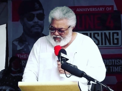Rawlings confesses to killing people who committed heinous crimes during his administration