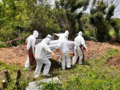 Ghana records 7 new COVID-19 deaths as cases hit 21,077