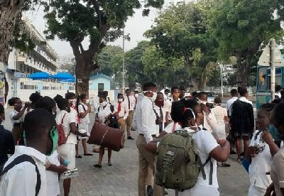 Sch. of Hygiene students boycott final exams over unpaid allowances
