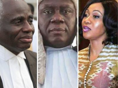 Mahama files petition at Supreme Court to challenge 2020 presidential election results