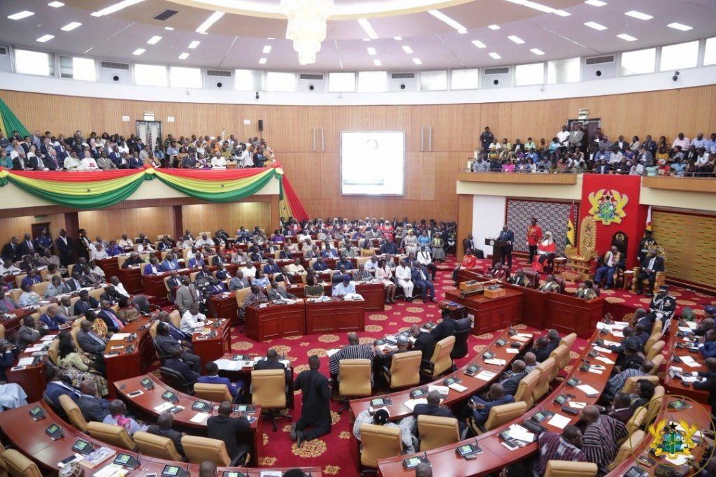 Parliament to decide on Ayariga's proposal for suspension of 2021 tertiary fees today