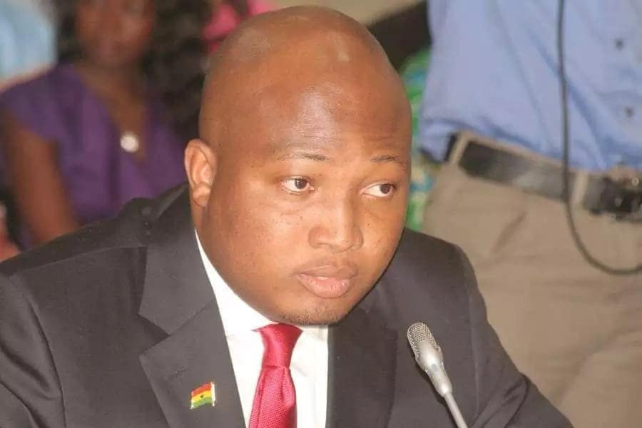 Persons responsible for chaotic Speaker election must face consequences – Ablakwa