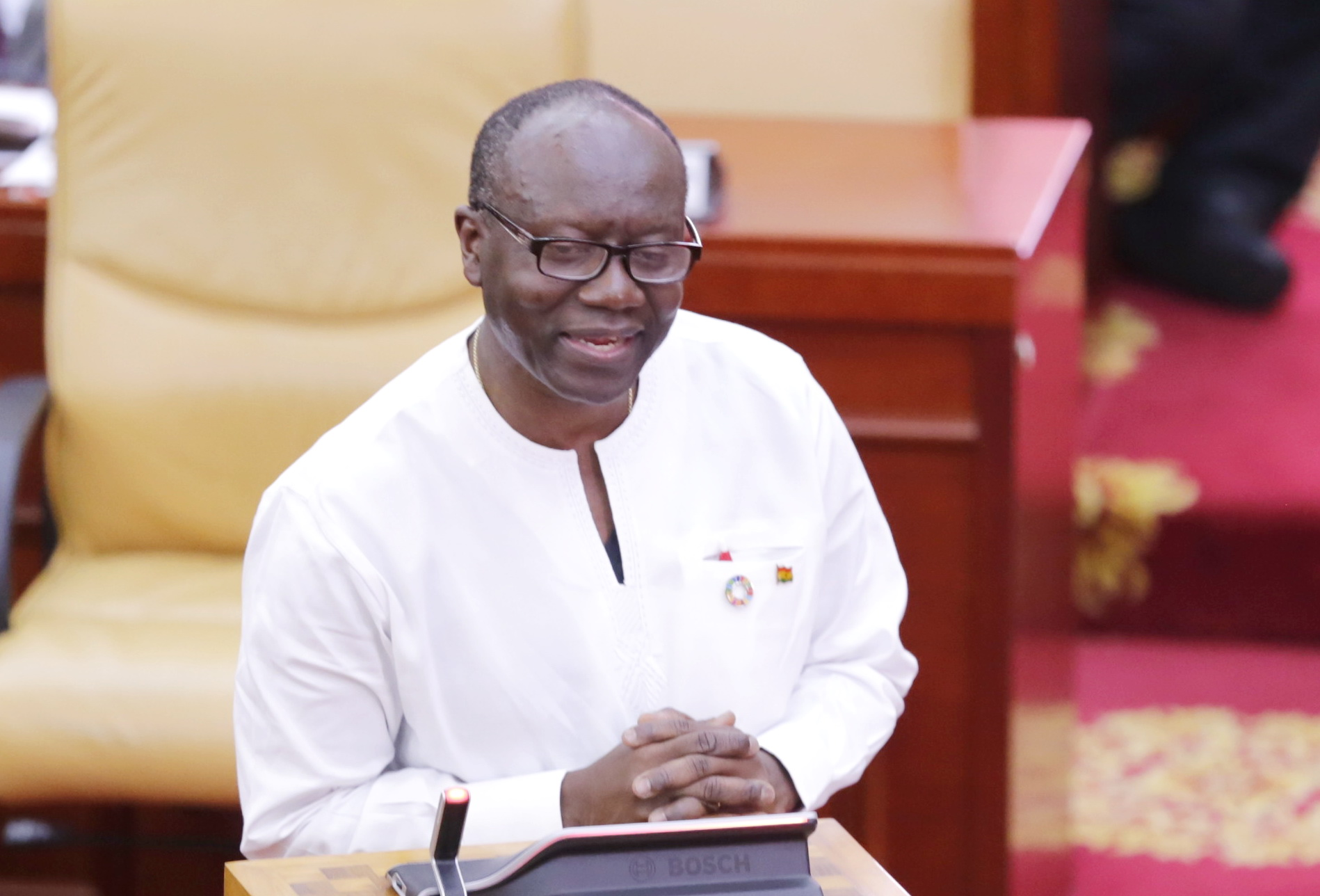 Ofori-Atta justifies yet to be approved new taxes