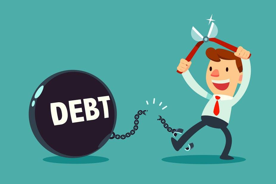 Ghana's debt stock now GHS291.6 billion