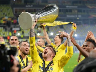 Villarreal Win Europa League After Beating Manchester United 11-10 In Tense Penalty Shootout