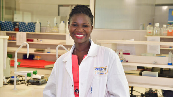 Molecular geneticist and breast cancer specialist Dr. Lily Paemka